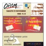 Concerto per l'OPAM