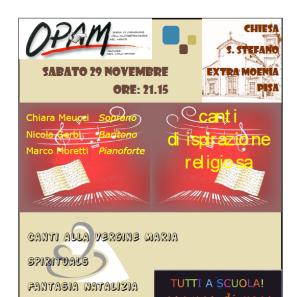 concerto Opam