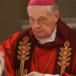 L'Arcivescovo Mons. Alessandro Plotti