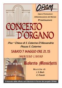 Concerto Organo due