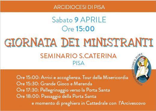Giornata dei ministranti