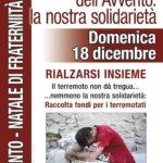 Giornata di Solidarietà per i Terremotati