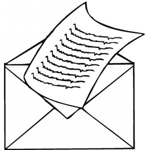 disegno-di-lettera-busta