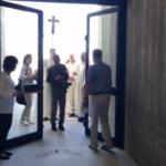 Inaugurata la nuova porta a I Passi