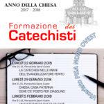 Incontri di formazione dei catechisti