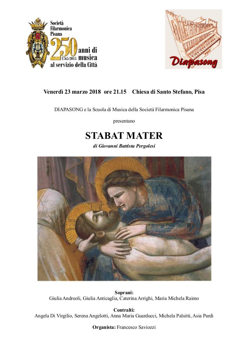 Meditazione in Musica: Stabat Mater