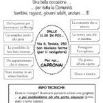 25 Aprile 2018 a Caprona