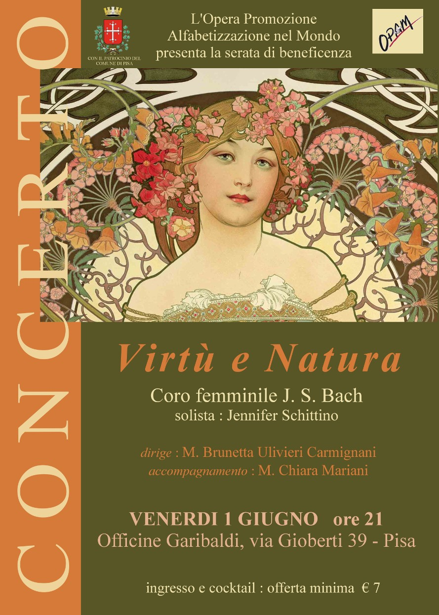 Concerto Virtù e Natura