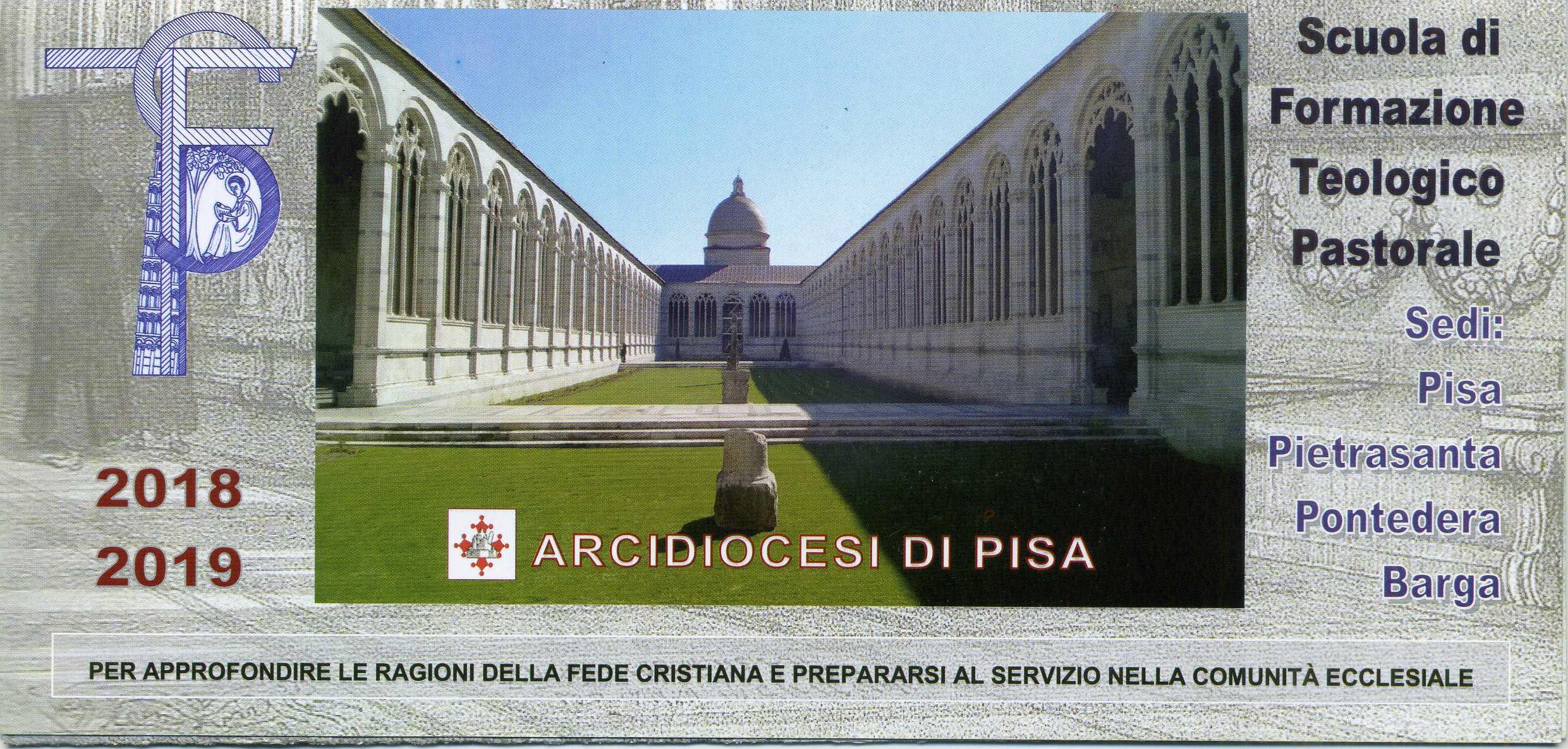 Scuola Formazione Teologica 2018