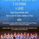 Concerto del coro Voices of Heaven
