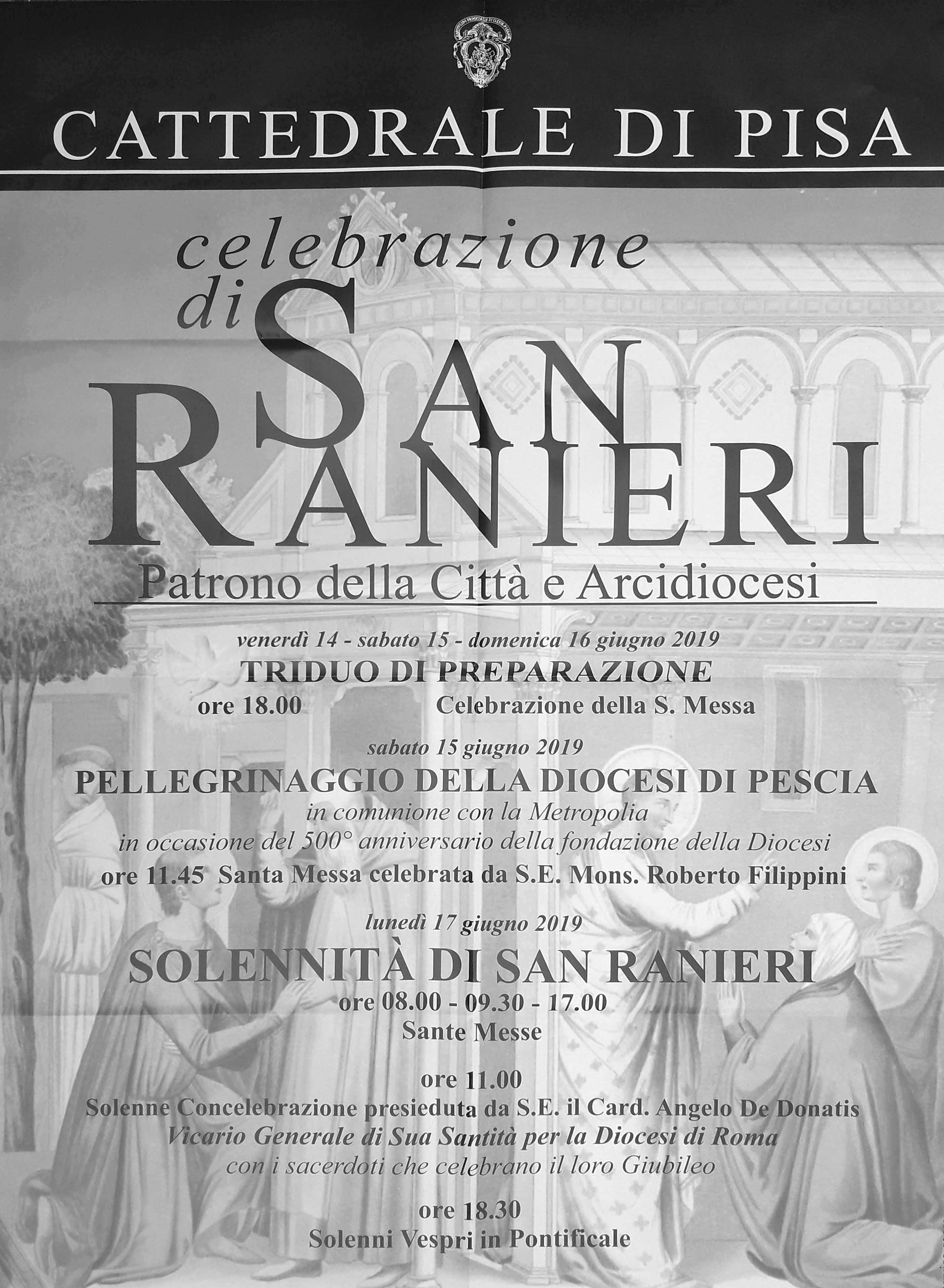 San Ranieri 2019
