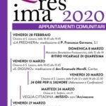 Quaresima 2020: appuntamenti comunitari