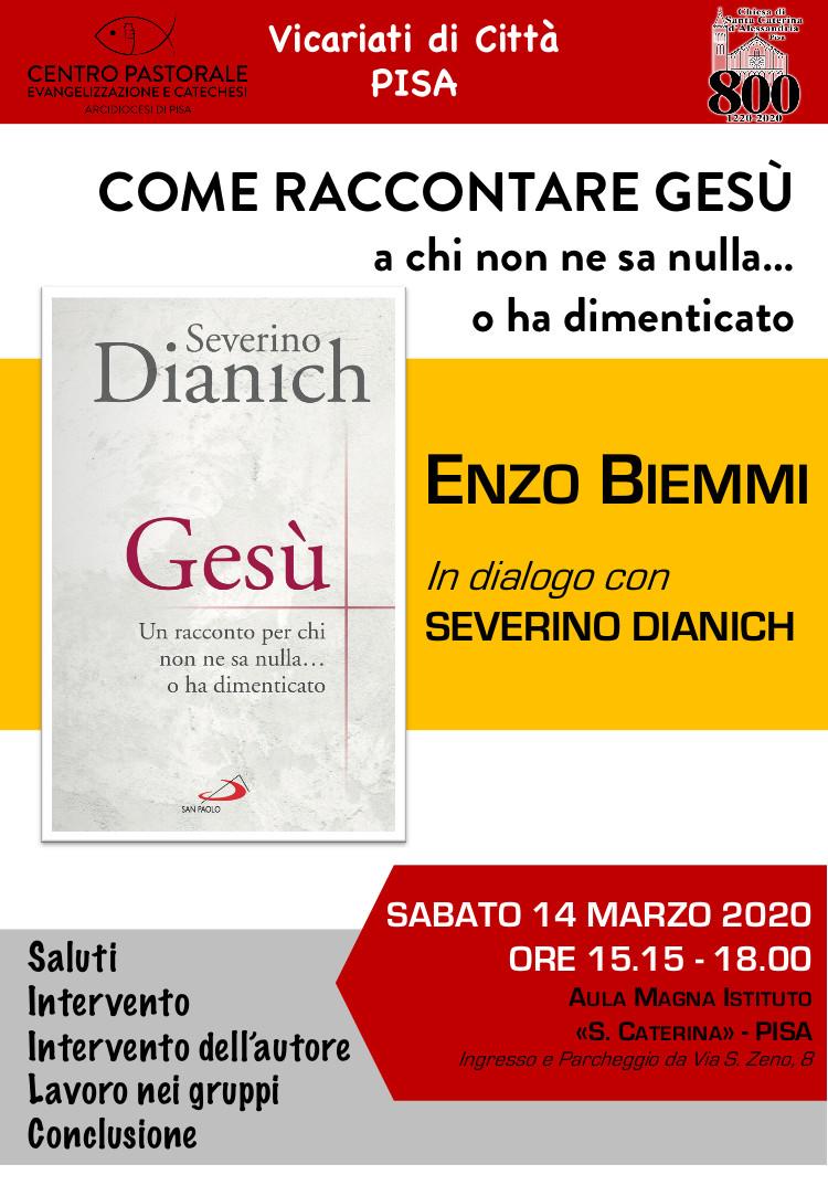 Presentazione del libro Don Dianich