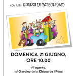 Gruppi di Catechismo: Messa Inizio Estate