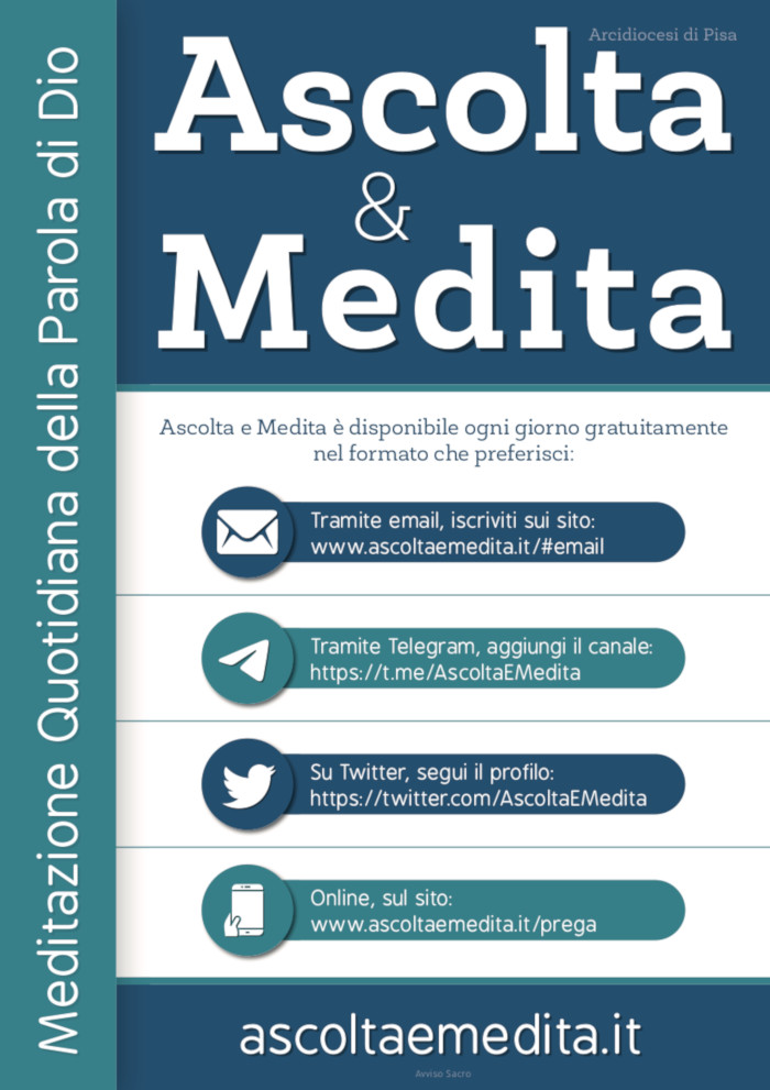 Ascolta e Medita in formato digitale