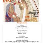 Festa della Madonna: serata musicale