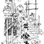 Chiesa de I Passi: lavori