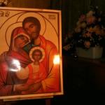 Icona Sacra Famiglia