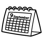 Calendario degli Incontri di Catechesi 2019-2020