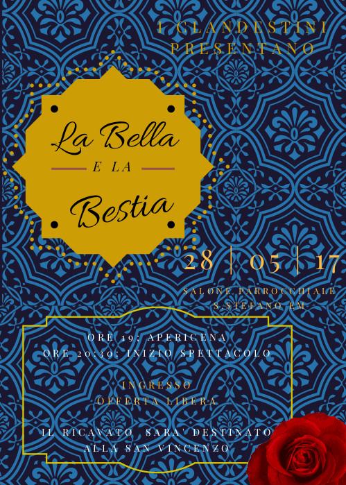 """Musical """"La Bella e la Bestia"""""""
