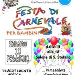 Festa di carnevale per bambini