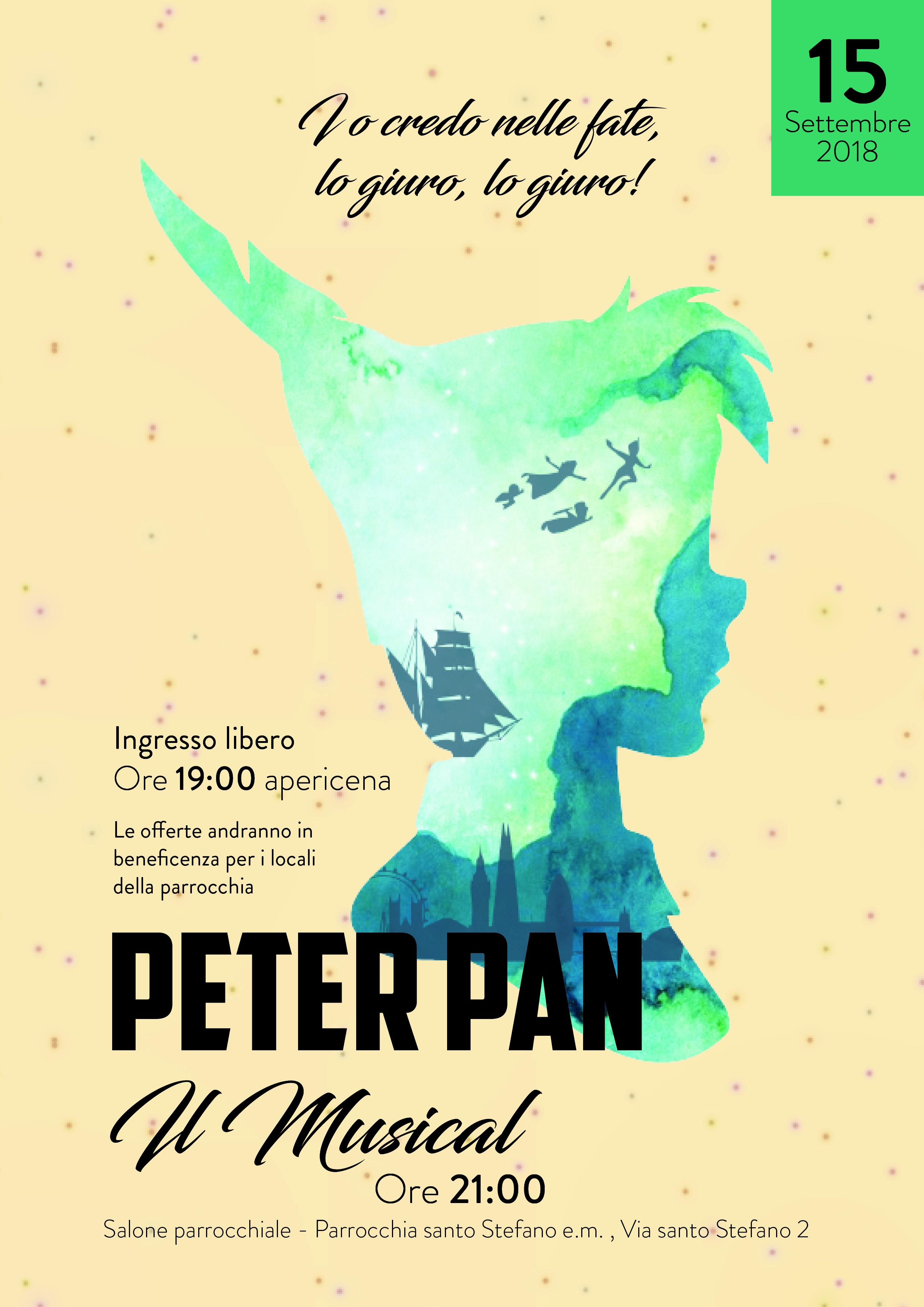 Musical Peter Pan