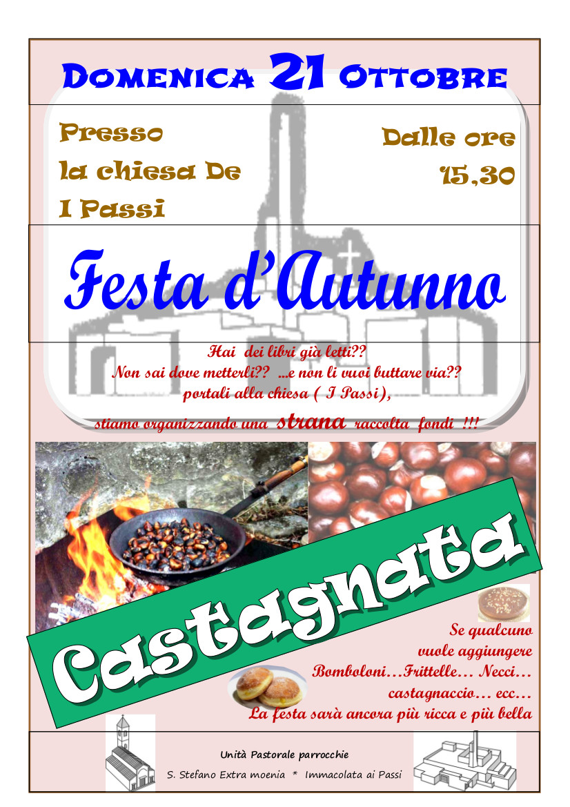 Castagnata 2018