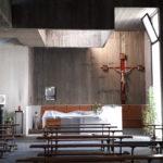 Chiude la Cappella della chiesa de I Passi