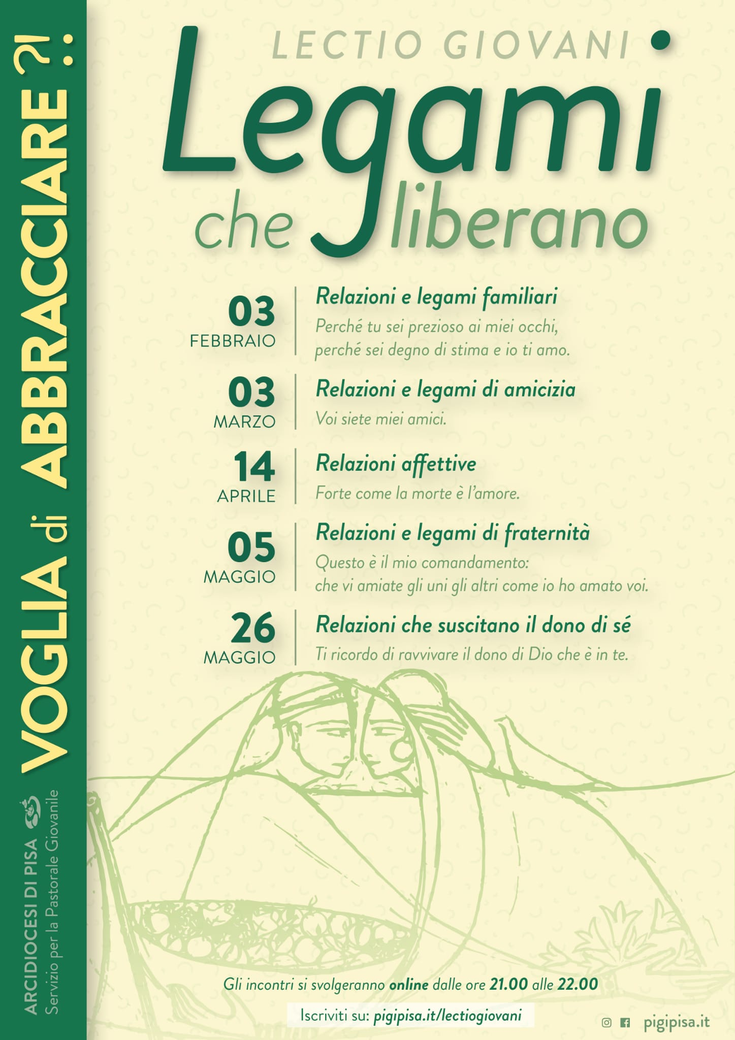 Lectio Giovani
