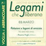 Lectio Giovani Marzo 2021